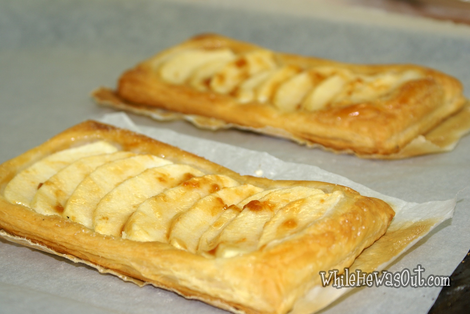 Easy As Pie: Apple Puff Pastry