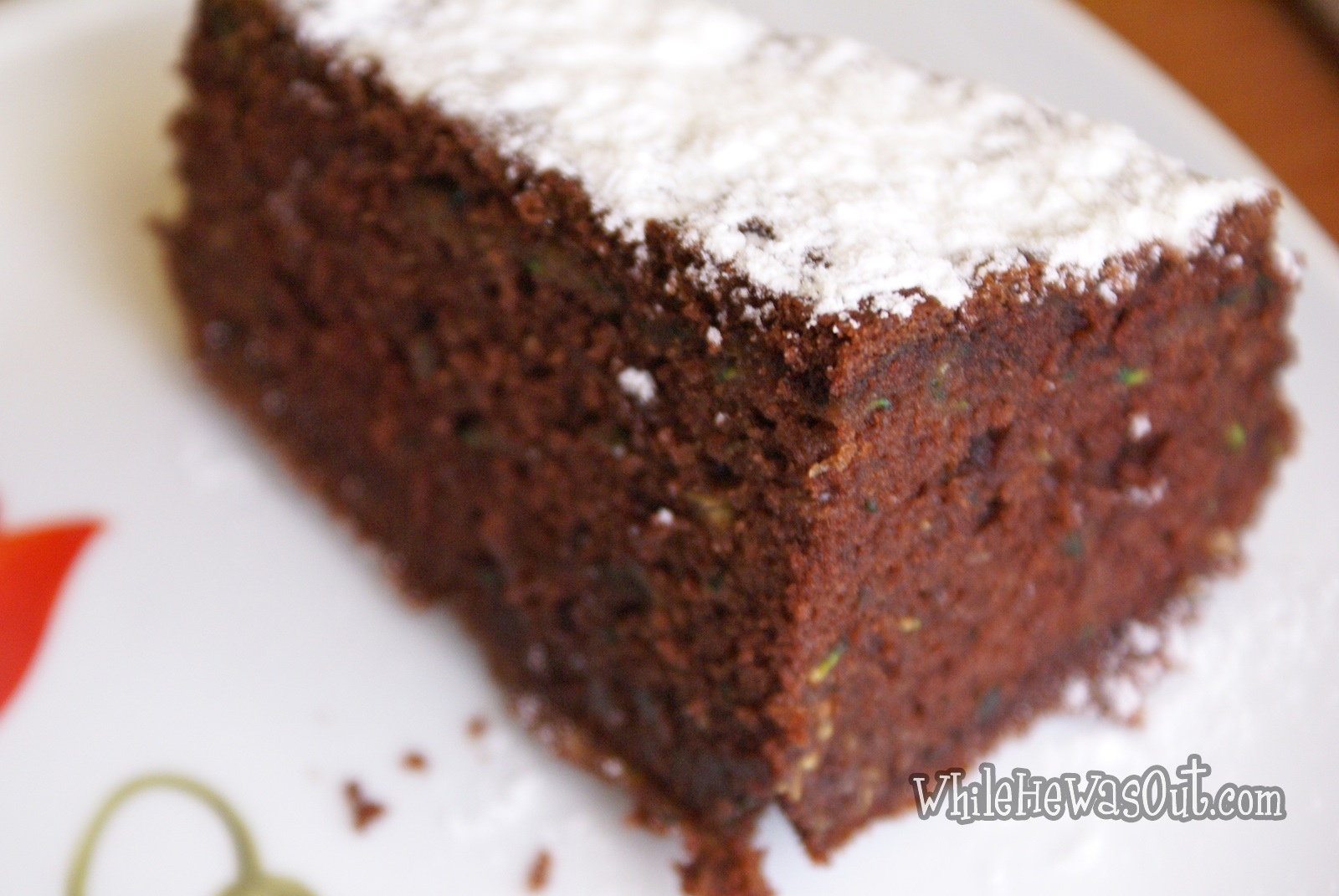 Chocolate Cake Cocoa Vinegar