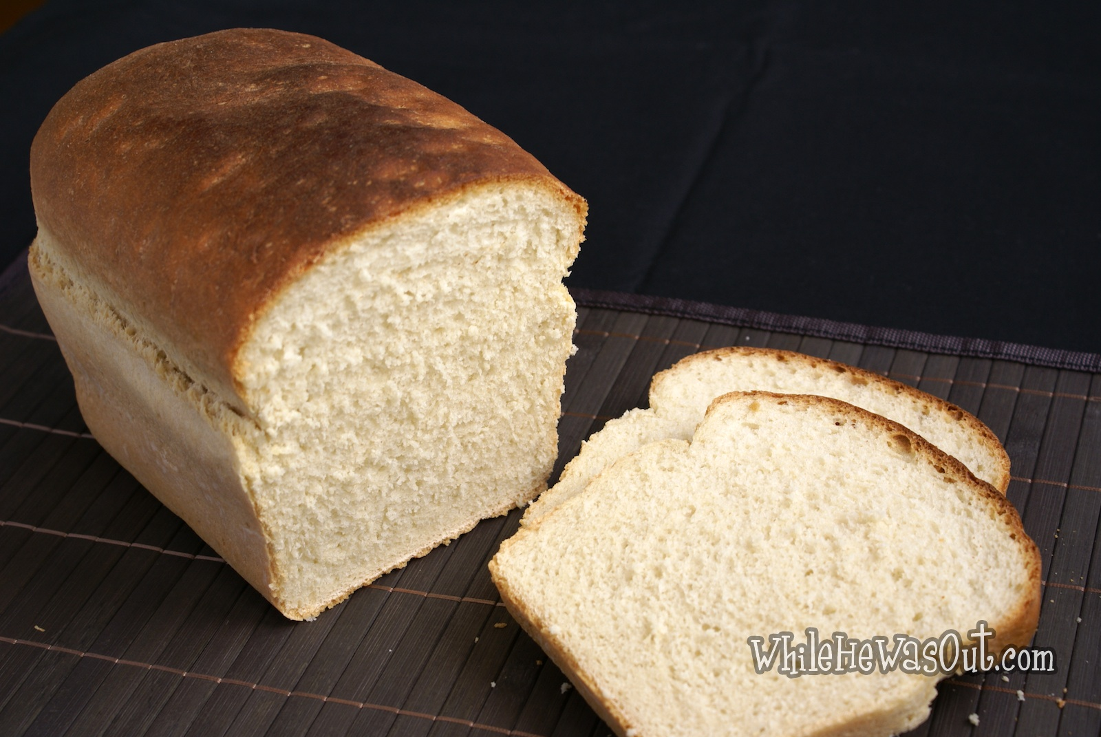 Basic White Sandwich Bread Recipes — Dishmaps