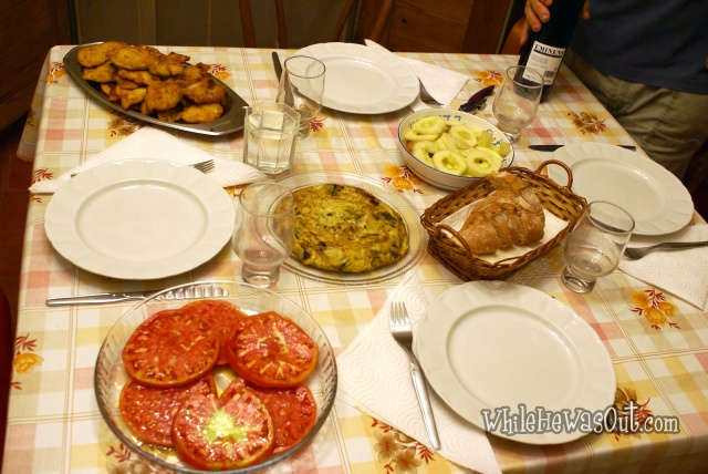 Nothern spain and andorra food journey while he was out for Andorran cuisine